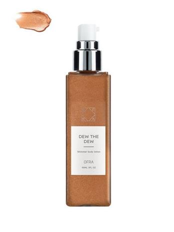 OFRA Cosmetics Dew the Dew Body Highlighter - 90 ml