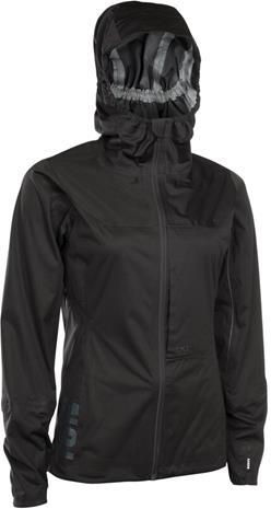 ION Scrub AMP 3-kerroksinen takki Naiset, black