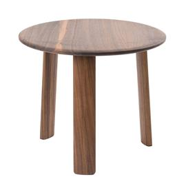 Hem Alle sohvapöytä, pieni, pähkinäpuu