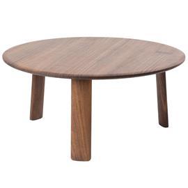 Hem Alle sohvapöytä, iso, pähkinäpuu