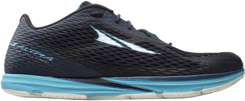 Altra Viho Running Shoes Men, navy/light blue