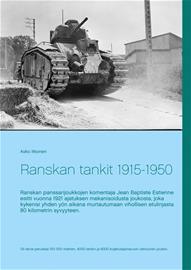 Ranskan tankit 1915-1950 (Asko Itkonen), kirja