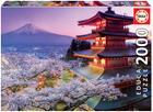 Educa Mount Fuji, Japan 2000p palapeli