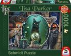 Schmidt Lisa Parker: Magical Cats 1000p palapeli