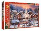 Trefl White Christmas 1000p palapeli