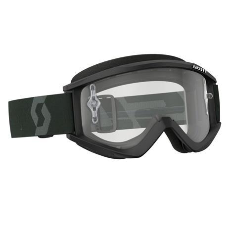 Scott Goggle Recoil Xi Black / White Clear Works ajolasit