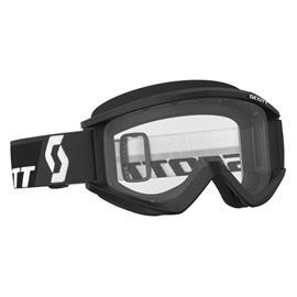Scott Goggle Recoil Xi Black Clear Works ajolasit