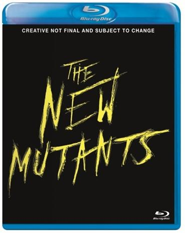 The New Mutants (2020, Blu-Ray), elokuva