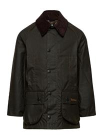 Barbour Classic Beaufort Outerwear Jackets & Coats Denim & Corduroy Vihreä Barbour OLIVE