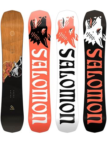 Salomon Assassin 158W Snowboard 2021 uni Miehet