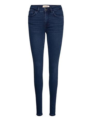 MOS MOSH Alli Core Jeans Skinny Farkut Sininen MOS MOSH BLUE DENIM