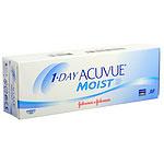 1-Day Acuvue Moist, kertakäyttöiset piilolinssit 30 kpl