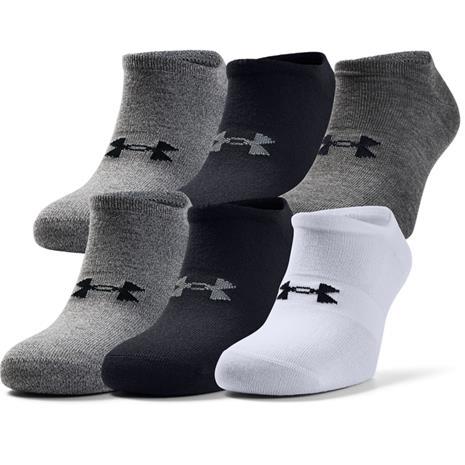 Under Armour Essential miesten sukat 6-pack