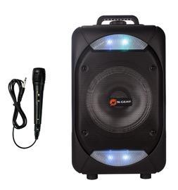 iDance N-Gear The Flash 810, karaoke/bilekaiutin 150 W