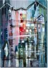 Minna Immonen Kaupunki 50x70cm juliste