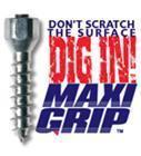Maxi Grip 15mm 150 kpl nastasarja