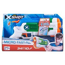 X-Shot Micro Fast Fill vesipyssy