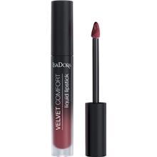 IsaDora Velvet Comfort Liquid Lipstick 4 ml No. 062