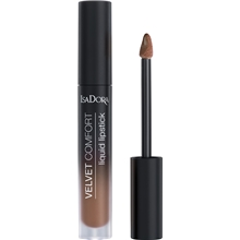IsaDora Velvet Comfort Liquid Lipstick 4 ml No. 068, Meikit, kosmetiikka ja ihonhoito