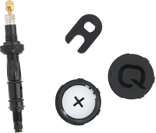 Quarq Sclaverand Valve incl. Battery Cover for TyreWiz
