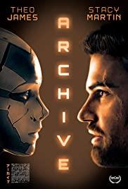 Archive (2020, Blu-Ray), elokuva