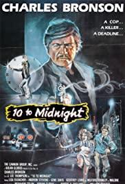 10 to Midnight (1983), elokuva