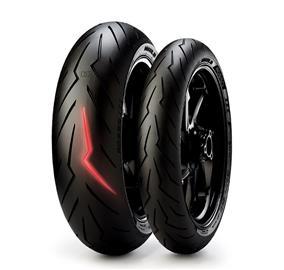 Pirelli Diablo Rosso III 140/70 R 17 M/C 66H TL Re. takarengas
