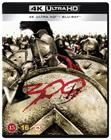 300 (2006, 4k UHD + Blu-Ray), elokuva