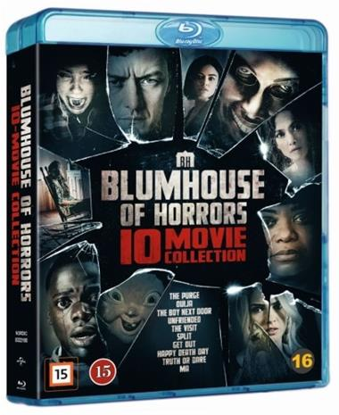 Blumhouse of Horrors - 10 Movie Collection (Blu-ray), elokuva