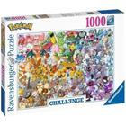 Palapeli 1000 kappaletta Pokémon Challenge RAVENSBURGER