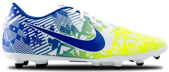 Nike MERCURIAL VAPOR 13 CLUB NJR MG WHITE/RACER BLUE/V