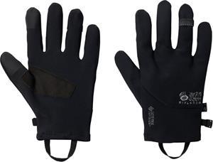 Mountain Hardwear WindLab Gore-Tex Infinium Stretch Gloves, black