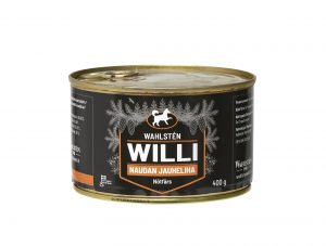 Willi Naudan liha 400 g säilyke