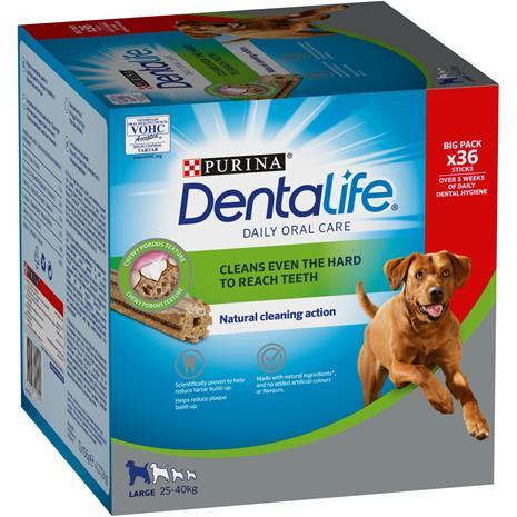 Purina Dentalife Large Big Pack 1278 g jumbopakkaus