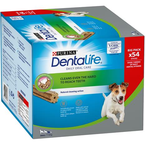 Purina Dentalife Small Big Pack 882 g jumbopakkaus
