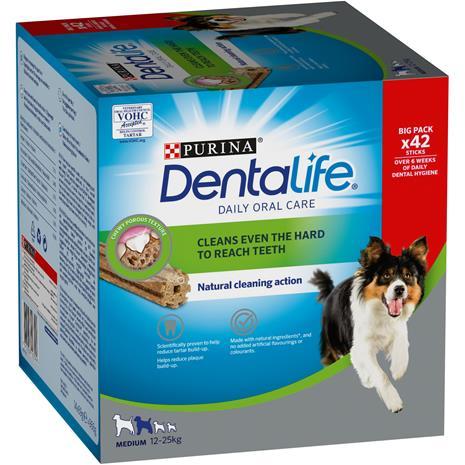 Purina Dentalife Medium Big Pack 966 g jumbopakkaus