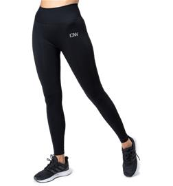 Icaniwill W QUEEN MESH TIGHTS SOLID BLACK