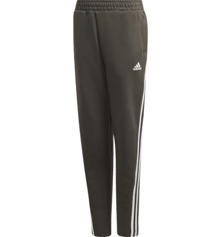 Adidas J 3S TAPERED PANT LEGEND EARTH