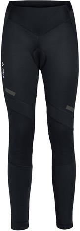 VAUDE Advanced Warm Tights Women, black