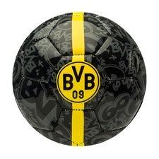 Dortmund Jalkapallo FtblCore Mini - Musta/Keltainen