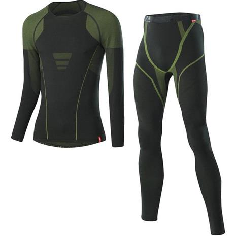 Löffler Set Long Transtex Warm Hybrid Men's
