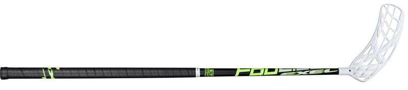 Exel F60 Black 2.6 Oval MB salibandymaila