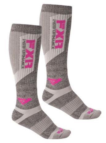 FXR W Boost Performance Sock 2-pack naisten MX sukat
