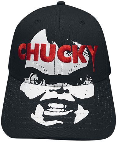 Chucky - Child's Play - Poster - Lippis - Miehet - Musta