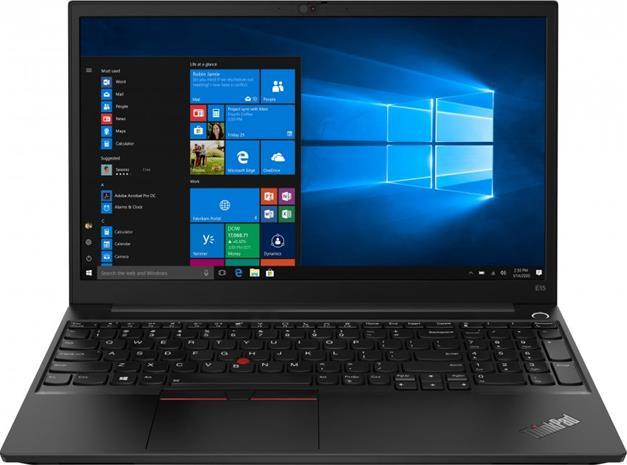 """Lenovo ThinkPad E15 Gen 2 20T8000TMX (Ryzen 7 4700U, 16 GB, 512 GB SSD, 15,6"""", Win 10), kannettava tietokone"""