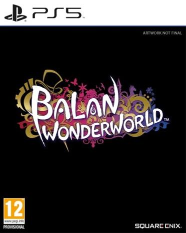 Balan Wonderworld, PS5 -peli