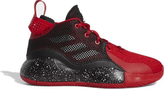 Adidas J D ROSE 773 2020 SCARLET