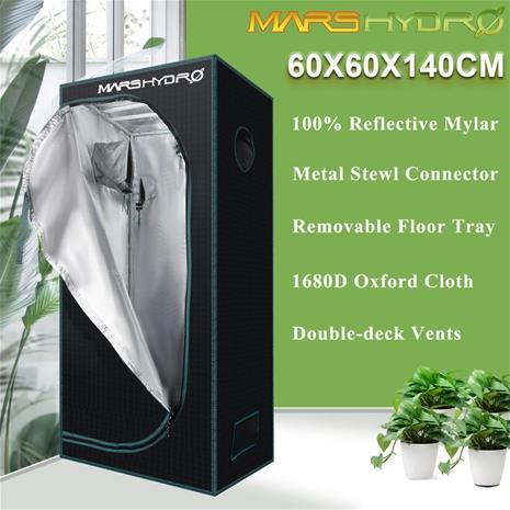 Kasviteltta MarsHydro 60x60x140