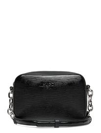 HUGO Victoria Crossbody-V Bags Small Shoulder Bags - Crossbody Bags Musta HUGO BLACK