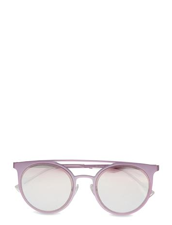 Emporio Armani Sunglasses 0ea2068 Aurinkolasit Vaaleanpunainen Emporio Armani Sunglasses METALLIZED PINK